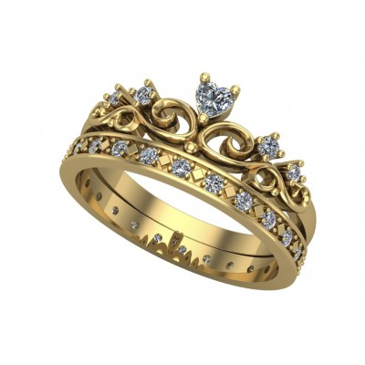Восковка корона 6725
