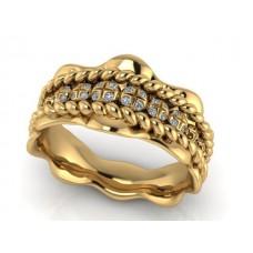 Восковка кольцо 6738