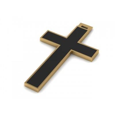Восковка крест 6748
