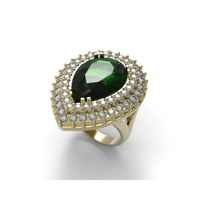 Восковка кольцо 6749