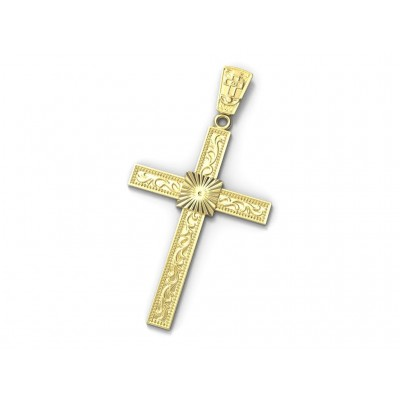 Восковка крест 6750