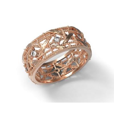 Восковка кольцо 6755