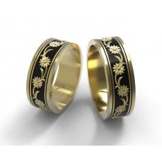 Восковка кольцо 6756