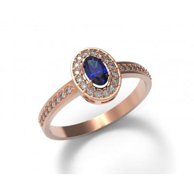 Восковка кольцо 6762.13