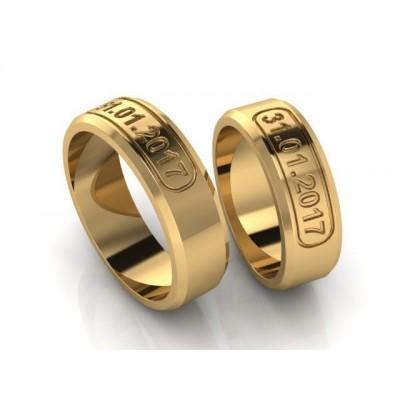 Восковка кольцо 6823