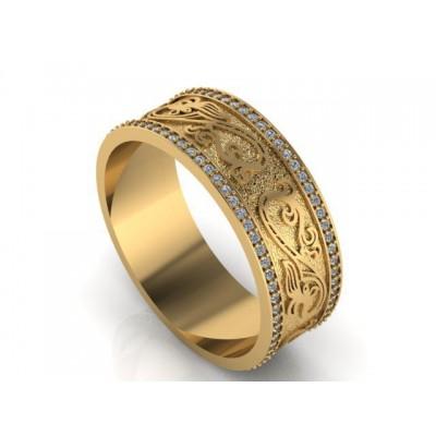Восковка кольцо 6842