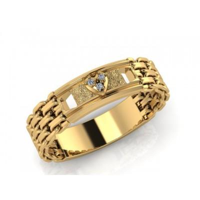 Восковка кольцо 6848