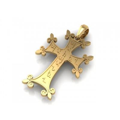Восковка крест 6872