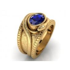 Восковка кольцо 6906