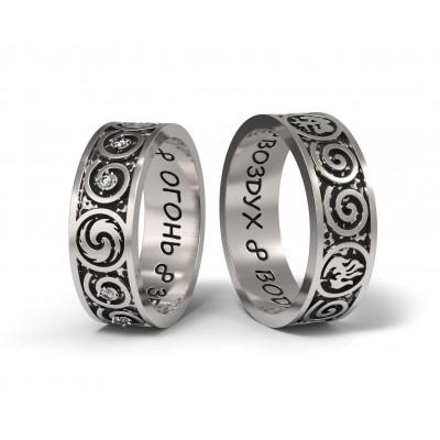 Восковка кольцо 6966