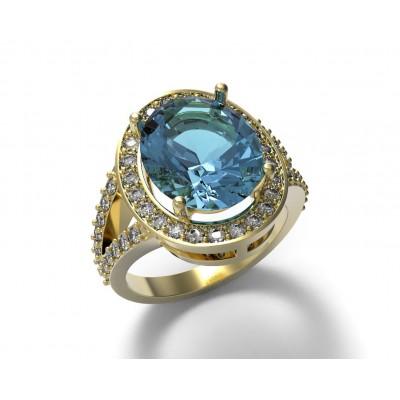 Восковка кольцо 6968
