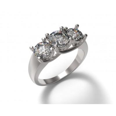 Восковка кольцо 6979