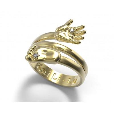 Восковка кольцо 6990
