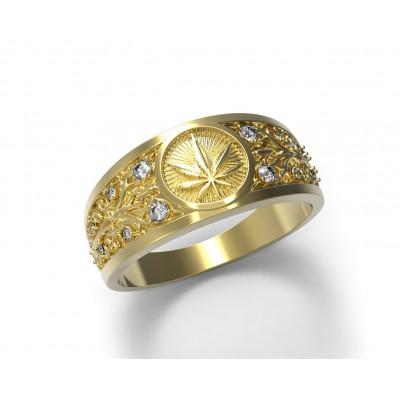 Восковка кольцо 6992