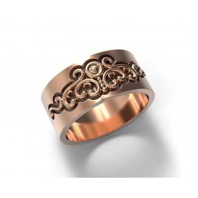 Восковка кольцо 6996