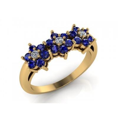 Восковка кольцо 7006