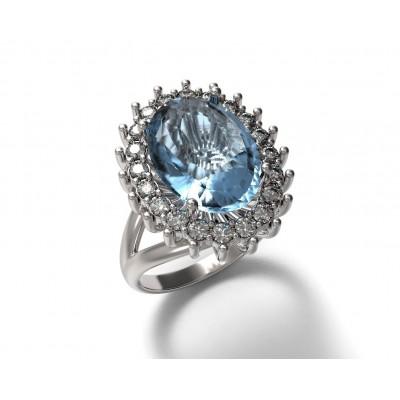 Восковка кольцо 7011