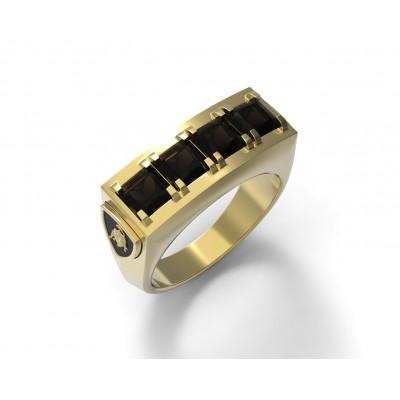 Восковка кольцо 7016