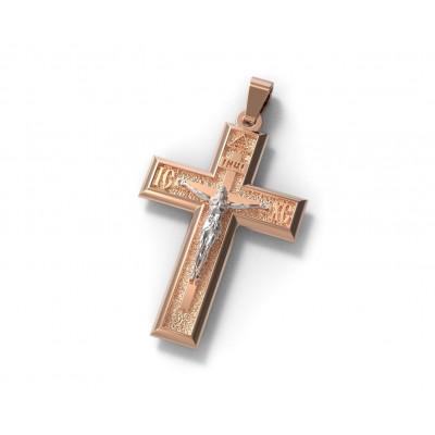 Восковка крест 7017