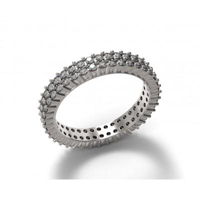 Восковка кольцо 7025
