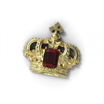 Восковка корона 7027