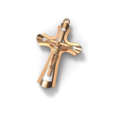 Восковка крест 7043