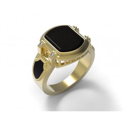 Восковка кольцо 7059