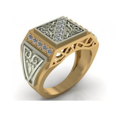 Восковка кольцо 7085