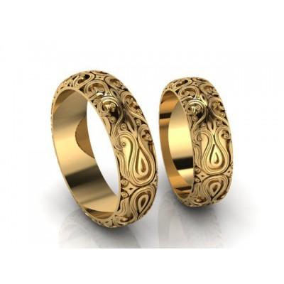 Восковка кольцо 7088