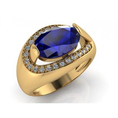 Восковка кольцо 7095