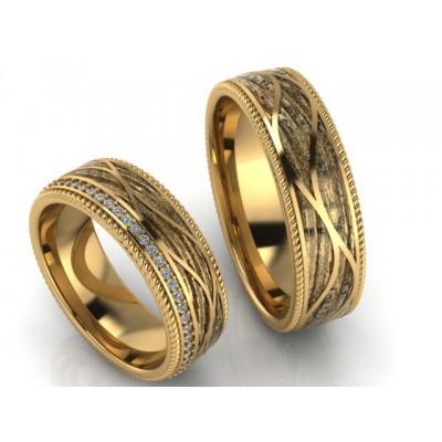 Восковка кольцо 7118