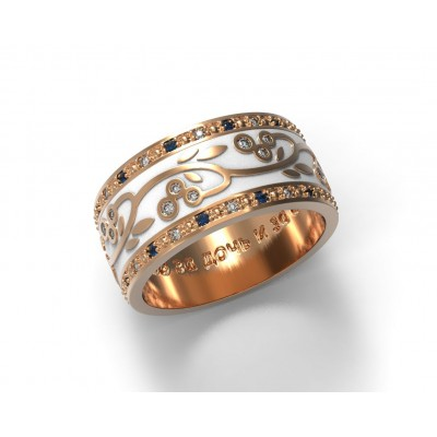 Восковка кольцо 7119