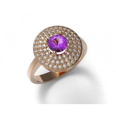 Восковка кольцо 7140