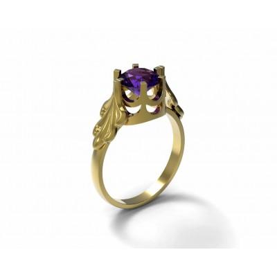 Восковка кольцо 7143