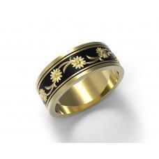 Восковка кольцо 7155