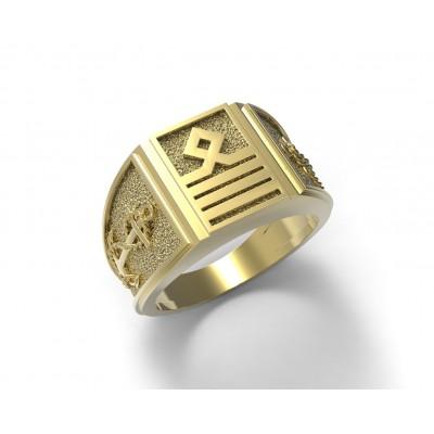 Восковка кольцо 7173