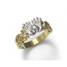 Восковка кольцо 7182