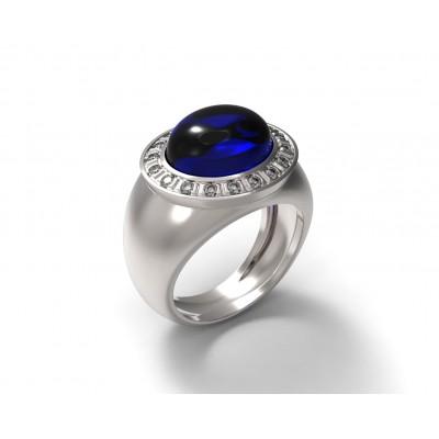 Восковка кольцо 7201
