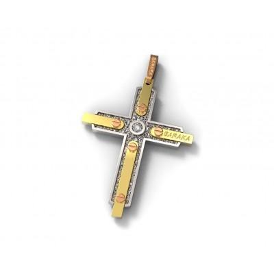 Восковка крест 7209.6
