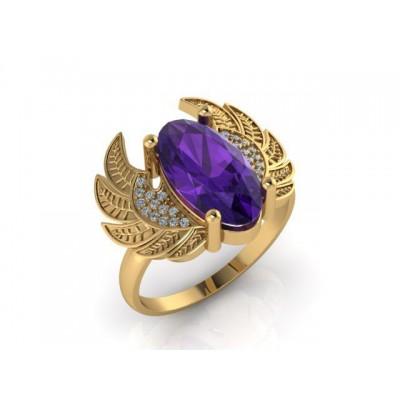 Восковка кольцо 7236