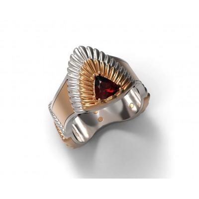 Восковка кольцо 7239