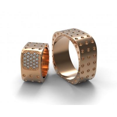 Восковка кольцо 7243
