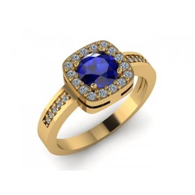 Восковка кольцо 7256