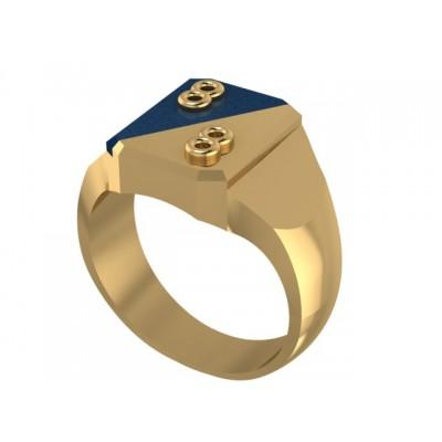 Восковка кольцо 7265