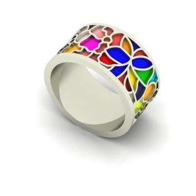 Восковка кольцо 7271