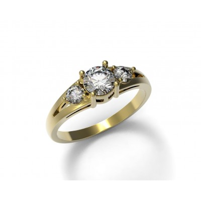 Восковка кольцо 7272