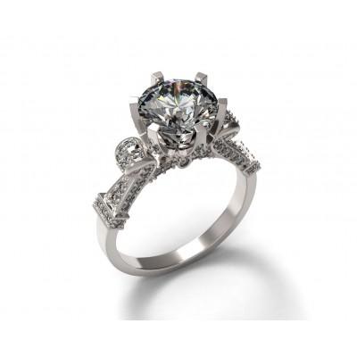 Восковка кольцо 7273