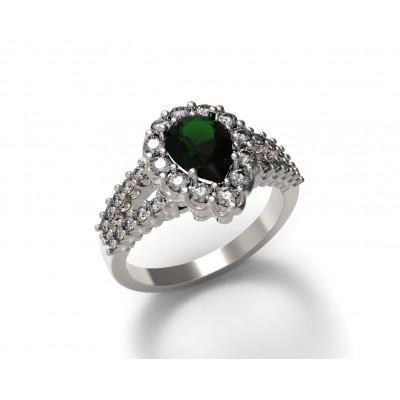 Восковка кольцо 7295