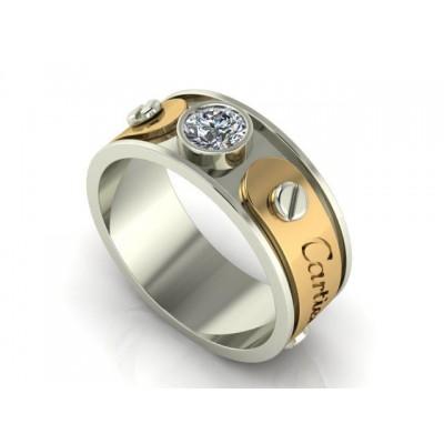 Восковка кольцо 7302