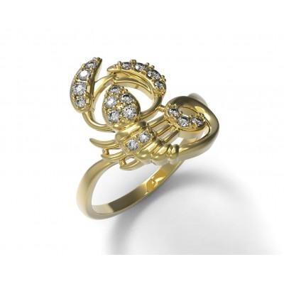 Восковка кольцо 7305